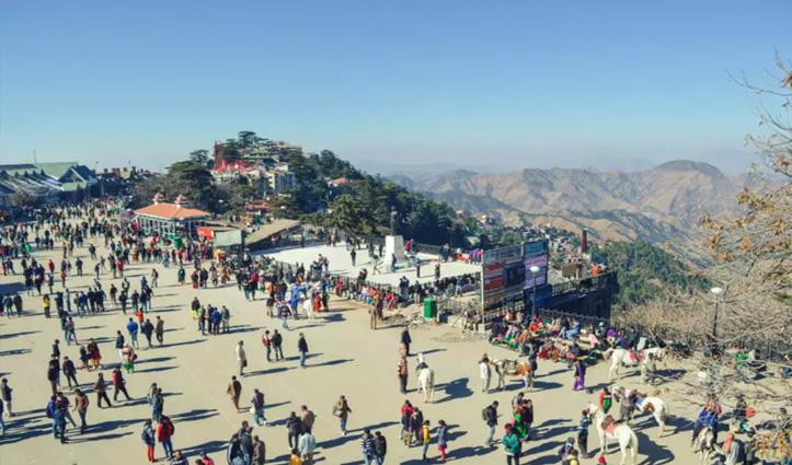 #Weather: #Himachal में तीन दिन होगी बारिश-बर्फबारी, जाने क्या कहता है विभाग
