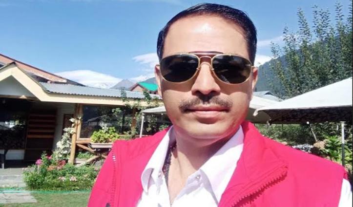 Himachal Congress कमेटी सचिव वीरेंद्र सूद का निधन, दौड़ी शोक की लहर