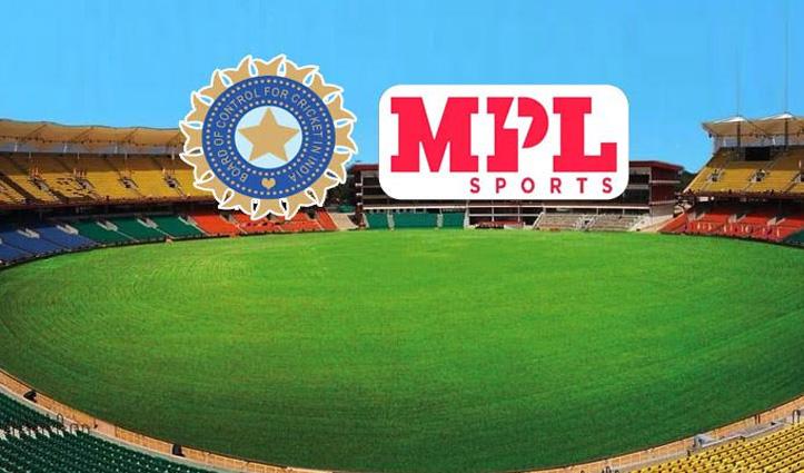 टीम इंडिया का Official किट स्पॉन्सर और बिजनेस पार्टनर बना #MPL_Sports