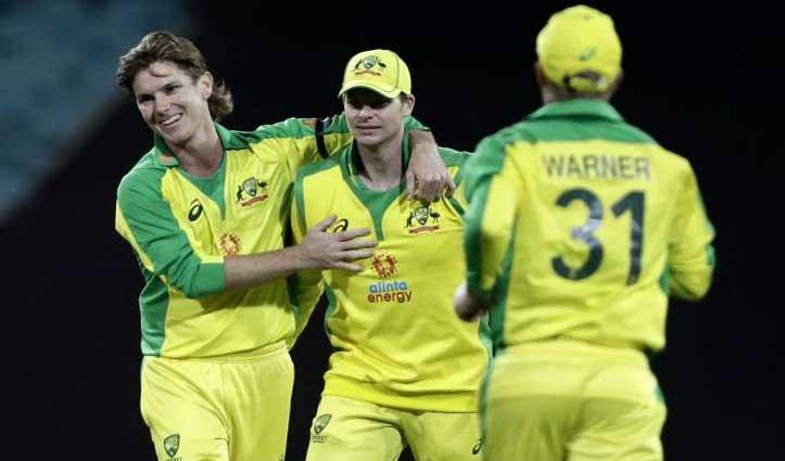 #India_vs_Australia: पहले वनडे में 66 रन से हारी विराट की सेना