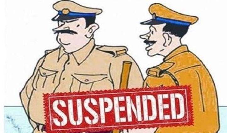 Chamba: दो पुलिस कर्मी शराब पीकर कर रहे थे नाके पर Duty, एसपी ने किए Suspend