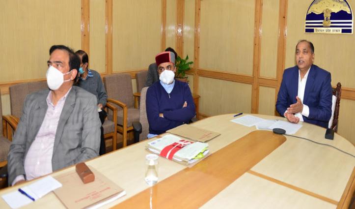 मेडिकल यूनिवर्सिटी #Mandi में होगी NEET की काउंसलिंग, क्या बोले जयराम- जानिए