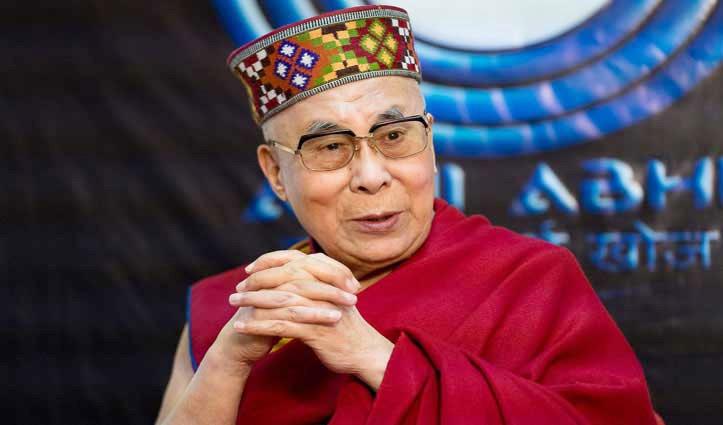#Dalai_Lama नए साल में ही अब आएंगे बाहर, Corona से आशंकित है निजी ऑफिस-डॉक्टर