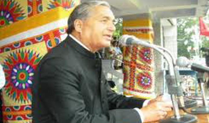 हिमाचल विधानसभा के Ex Speaker तुलसी राम नहीं रहे, #CMJai_ram ने जताया शोक