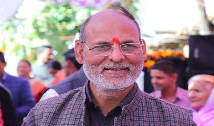 उत्तराखंड में पूर्व मंत्री लाखीराम जोशी BJP से निलंबित; भेजा गया कारण बताओ नोटिस