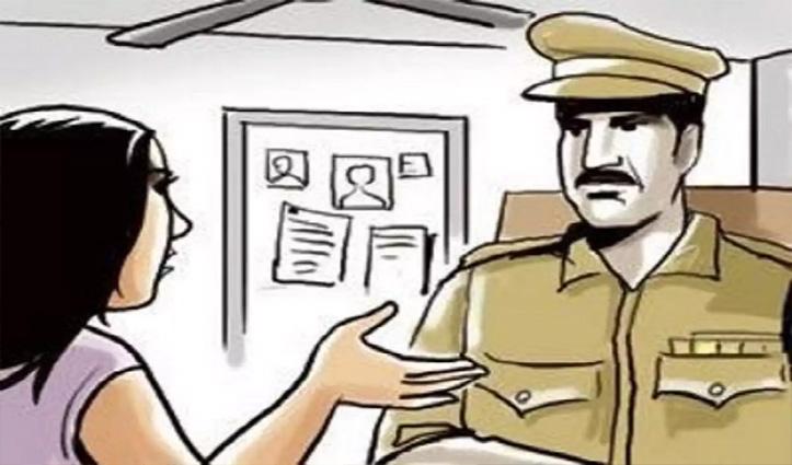#Una में विवाहिता का आरोप, पति, सास और ससुर मारपीट के साथ करते हैं प्रताड़ित, FIR