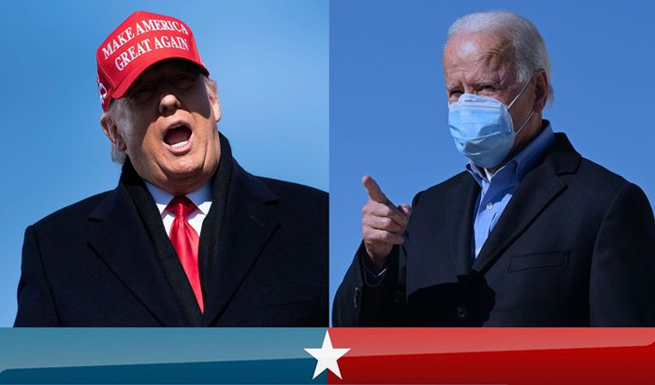 US Election: शुरू हुई वोटिंग, डोनाल्ड ट्रंप या जो बिडेन; जानें कब आएगा रिजल्ट