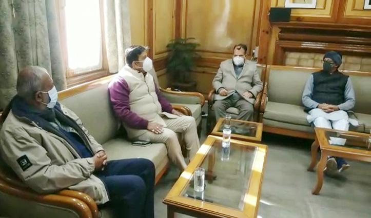 विधानसभा का #Winter Session धर्मशाला या शिमला में, सर्वदलीय बैठक के बाद भी संशय बरकरार