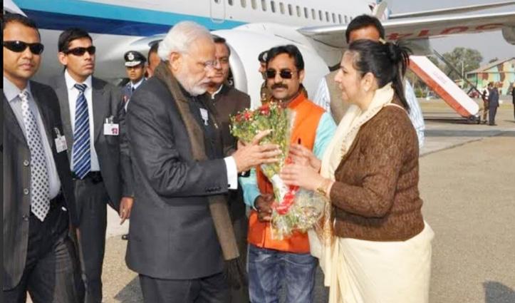 BJP महिला मोर्चा प्रदेशाध्यक्ष रश्मिधर सूद बनी बघाट बैंक के BMO की अध्यक्ष
