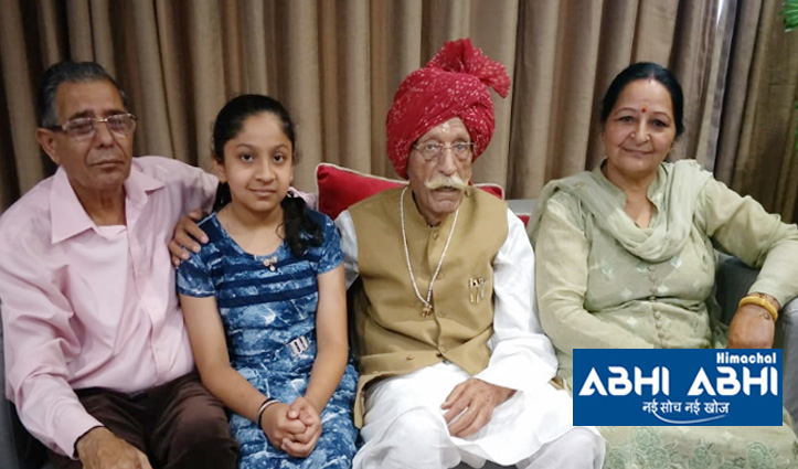 #MDH के मालिक #DharampalGulati का Dharamshala से रहा है नाता, खुद को मानते थे अमिताभ बच्चन