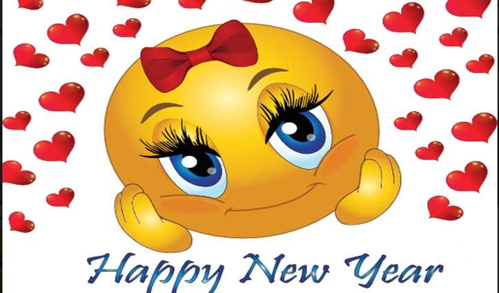 #WhatsApp पर खुद क्रिएट करें New Year Stickers, अपनों को करें विश