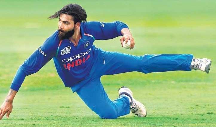 #Team_India के लिए बुरी खबर : चोट के कारण पहले Test से बाहर रह सकते हैं Ravindra Jadeja