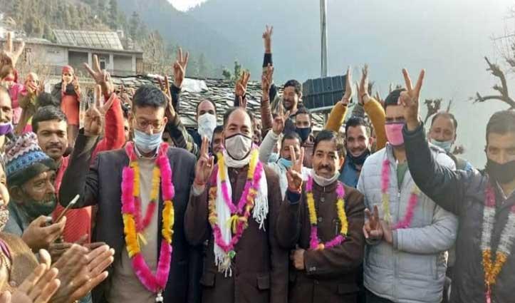 दस लाख रुपये की हकदार बनी Himachal की यह पंचायत, निर्विरोध चुनी