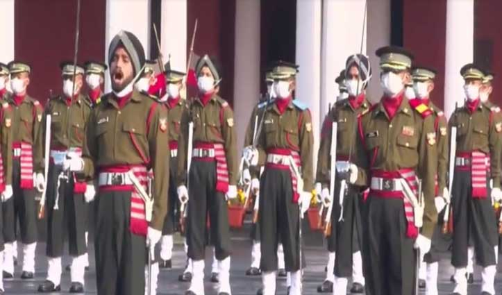 #Indian_Army को आज मिले 325 युवा सैन्य अफसर, #Himachal_Pradesh के भी 10 कैडेट