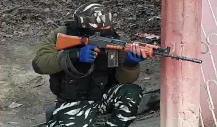 #JammuKashmir : अवंतीपोरा में सेना ने पकड़े चार #आतंकी, बारामूला में मुठभेड़ शुरू