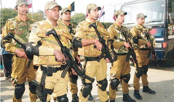 दिल्ली से पांच #terrorists गिरफ्तार, हथियार-दस्तावेज हुए बरामद