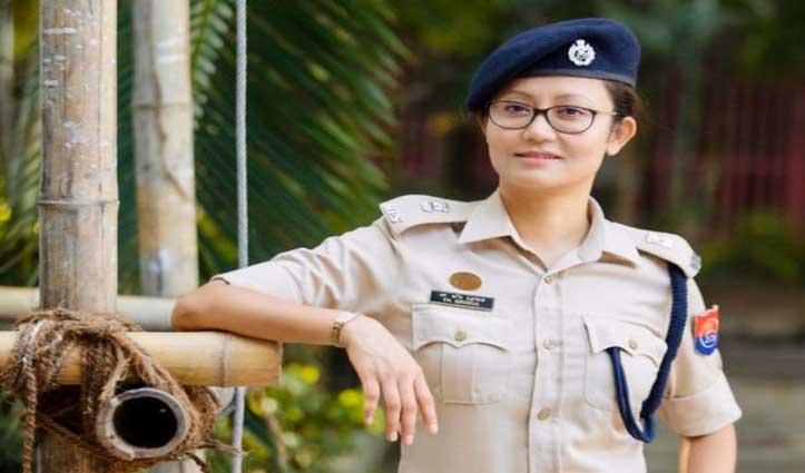 इस महिला पुलिस अधिकारी ने लौटाया वीरता मेडल, आखिर क्या है पूरा माजरा पढ़े यहां