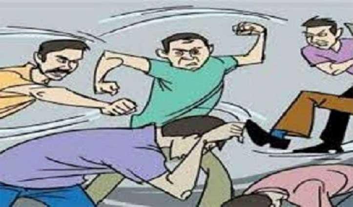 #Una: पुरानी रंजिश के चलते दो भाइयों पर घर में घुस कर जानलेवा #Attack, दोनों घायल