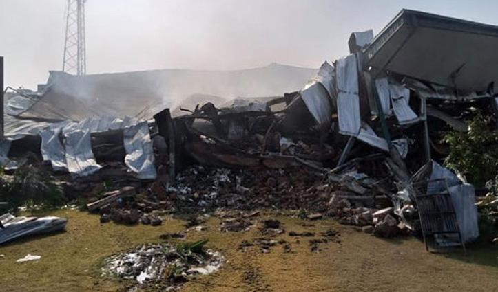 आगजनी: Baddi के पंखा उद्योग में आज दो और शव किए बरामद, अब तक तीन की गई जान