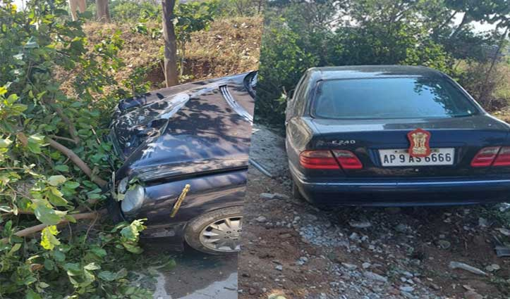 Breaking: राज्यपाल Bandaru Dattatreya की कार हादसे का शिकार, तेलंगाना में हुआ एक्सीडेंट