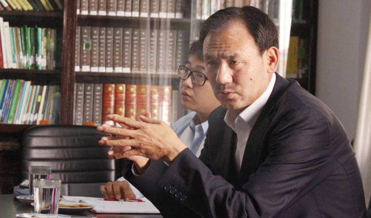 Bawa appointed new Representative for Office of Tibet at Taipei