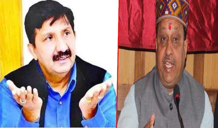 कंवर का #Mukesh पर बड़ा हमला- बोले, #JaiRam के एहसान से मिली नेता विपक्ष की कुर्सी