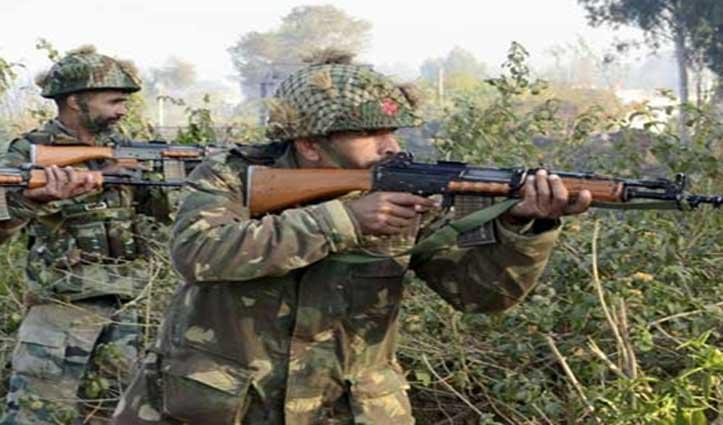 Amritsar में भारत-पाक सीमा पर #BSF ने दो घुसपैठियों को मार गिराया