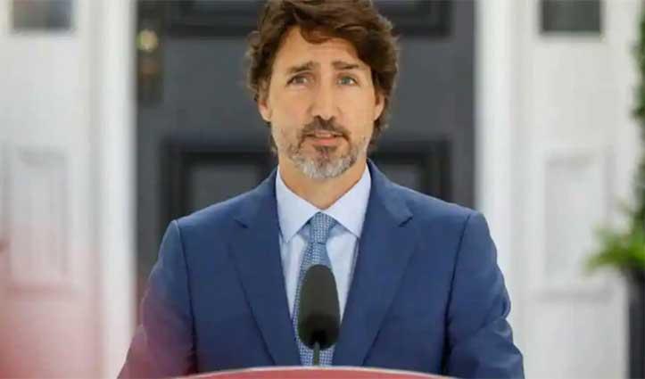 #Farmer's_Protest:कनाडा के PM #Justin_Trudeau बोले-हालत चिंताजनक, हम साथ खड़े हैं