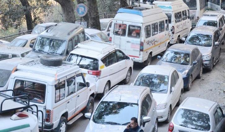 Himachal में महंगी हुई #Vehicles की रजिस्ट्रेशन, अब छह से आठ फ़ीसदी फीस वसूलेगी प्रदेश सरकार