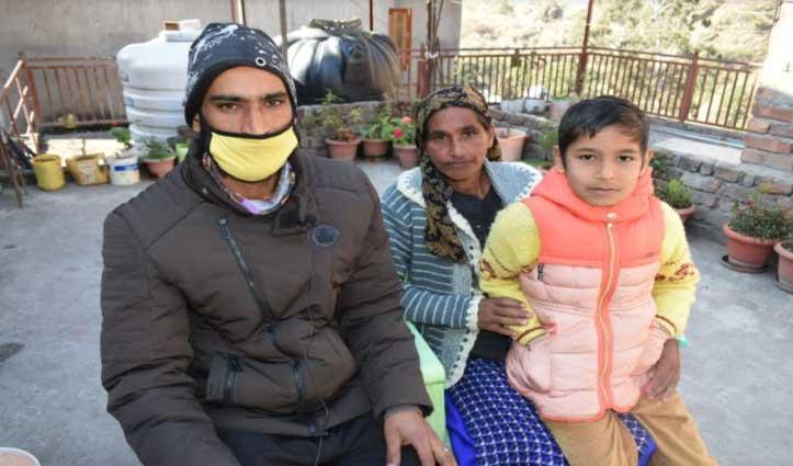 Himachal के एक परिवार को वरदान बनी आयुष्मान योजना, बीमार हुए तीन लोगों को दी नई जिंदगी