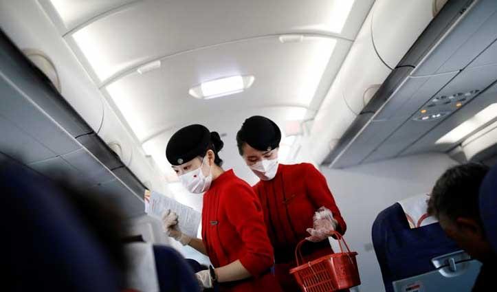 चीन ने #Flight_Attendants को दी डायपर पहनने की सलाह, पढ़े क्या रहा कारण