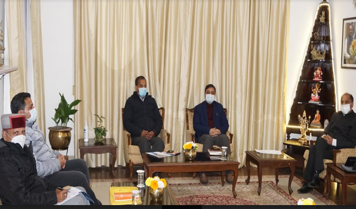 BJP सरकार और संगठन साथ-साथ