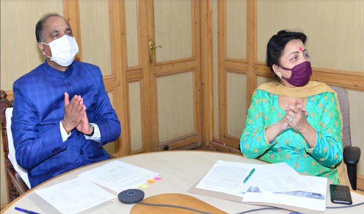 Jai Ram Said, BJP Government during three years had ensured balanced development of all areas