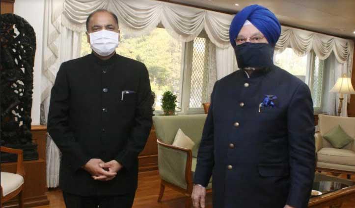 #PM_Modi और केंद्रीय नागर विमानन मंत्री से मिले #JaiRam, इन मुद्दों पर हुई चर्चा