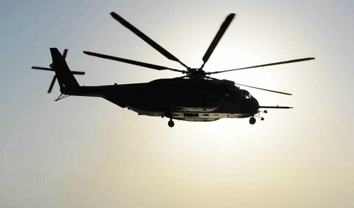 Pakistan_Army का हेलीकॉप्टर गिलगित-बाल्टिस्तान में दुर्घटनाग्रस्त, चार की मौत