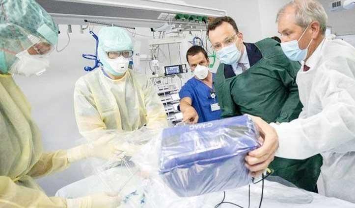 #London से लौटा फ्रांस का नागरिक #Coronavirus के नए वेरिएंट का शिकार, पहले केस की पुष्टि