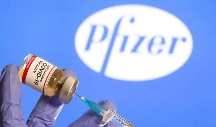 भारत के लिए खुशखबरी : साधारण तापमान वाली #Corona_Vaccine बना रही #Pfizer