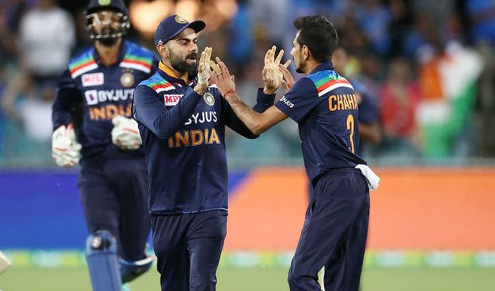 #India_vs_Australia: रोमांचक मुकाबले में भारत ने 11 रन से जीता पहला टी-20 मैच