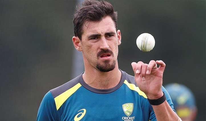IND vs AUS:ऑस्ट्रेलियाई टेस्ट स्क्वाड में #Mitchell_Starc की वापसी