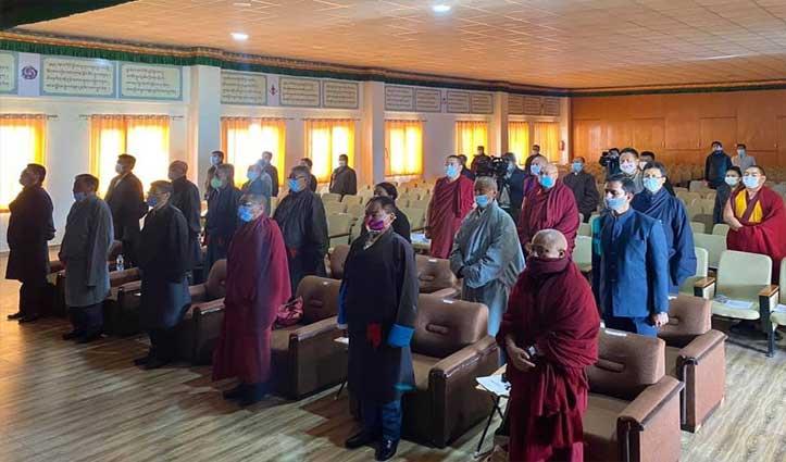 #Dalailama को मिले Nobel पुरस्कार की 31वीं वर्षगांठ की झलक