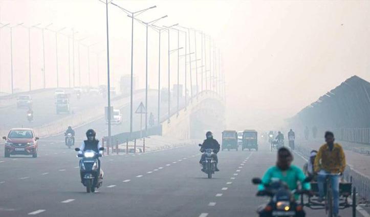 #Weather:देश के कई इलाकों में कड़ाके की ठंड, दिल्ली में Orange alert