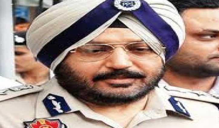 किसानों के समर्थन में पंजाब के DIG लखविंदर सिंह जाखड़ ने दिया Resignation