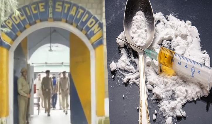#Himachal: इनोवा में करोड़ों की #Heroin के साथ दो धरे, छोटे कस्बों में वितरित करने जा रहे थे
