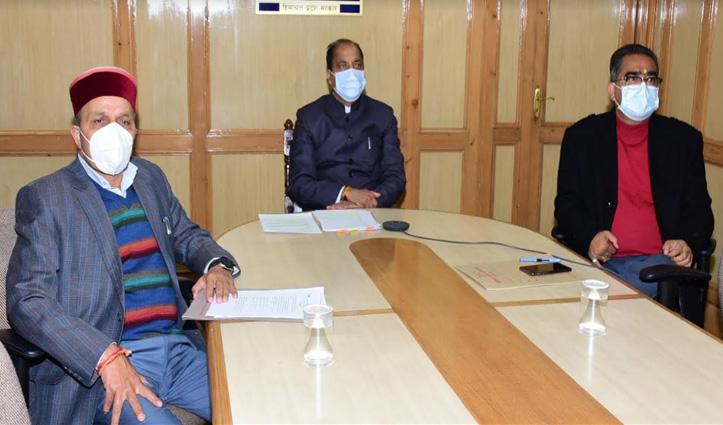 #cmjairamthakur ने शिमला ग्रामीण विधानसभा क्षेत्र को समर्पित की करोड़ों की परियोजनाएं