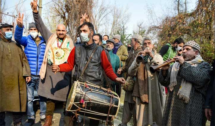 #DDC_Election : जम्मू में BJP की जीत, Kashmir में गुपकार का परचम, घाटी में पहली बार खिला कमल