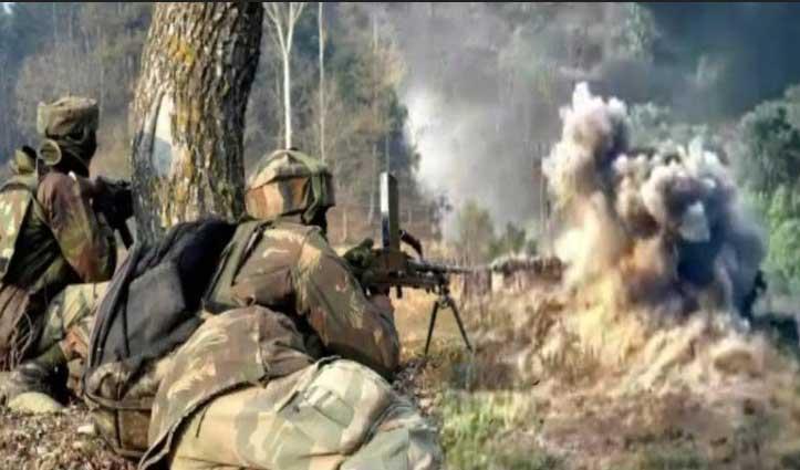 पाक सेना को भारी पड़ी सीमा पर गोलाबारी, Indian Army ने तबाह की 4 चौकियां, 2 जवान भी ढेर