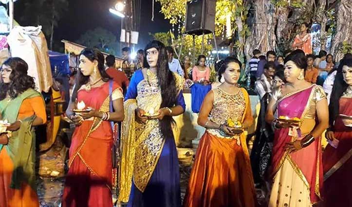 नौकरी व सुंदर पत्नी पाने के लिए इस मंदिर में 16 श्रृंगार कर पूजा करते हैं युवक