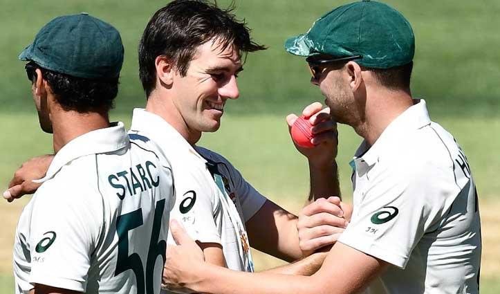 #Ind_vs_Aus:टीम इंडिया की पहले टेस्ट मैच में शर्मनाक हार, 8 विकेट से जीता आस्ट्रेलिया