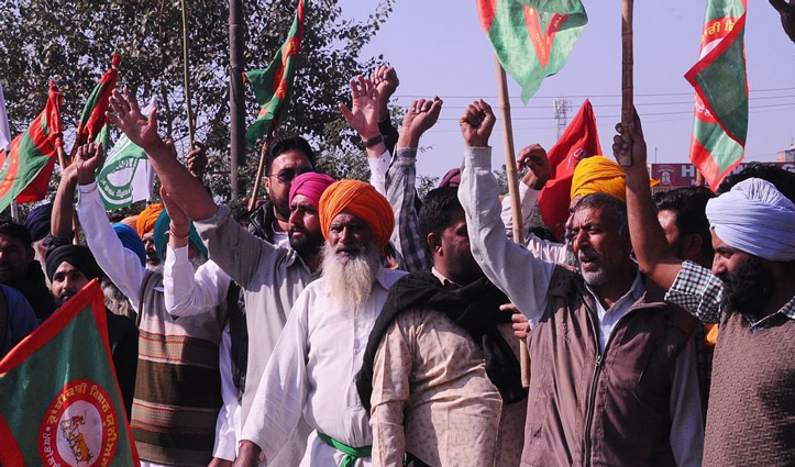 #Farmers_Protest: छठे दौर की बातचीत से पहले #8दिसंबर_भारत_बंद का आहृवान