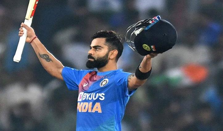 ICC Awards-2020: विराट बने दशक के सर्वश्रेष्ठ वनडे क्रिकेटर, धोनी को विशेष सम्मान